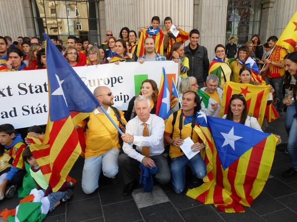 Catalan Human Chain
