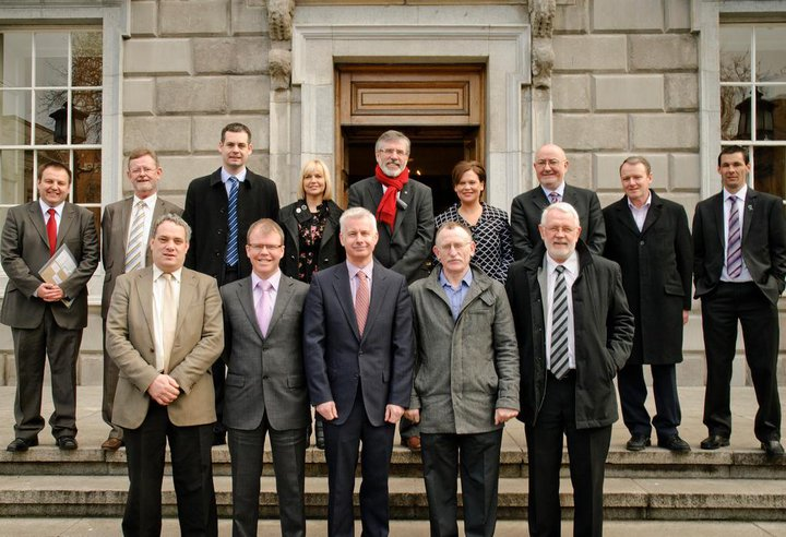 Leinster House Team